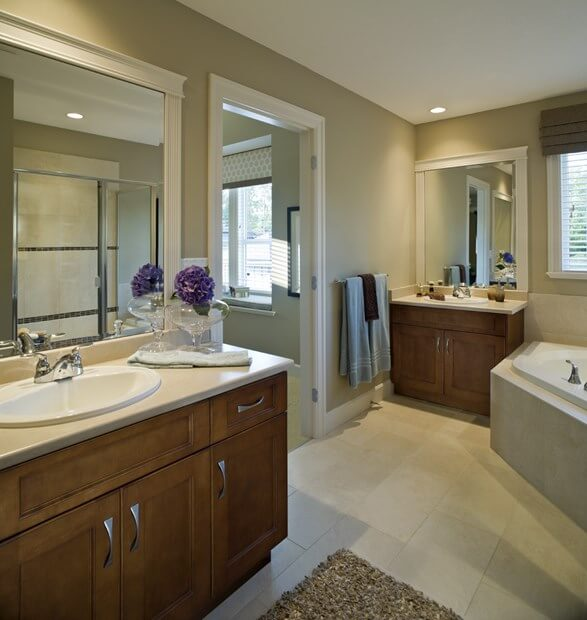 3 diy bathroom remodeling ideas | toilet, tile and vanity projects