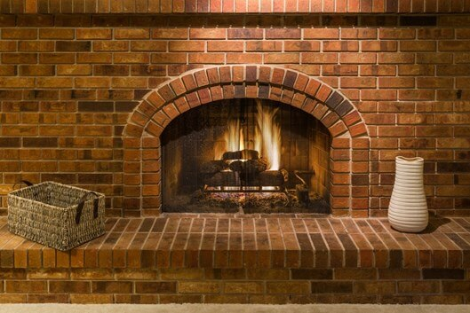 How To Clean A Brick Fireplace Fireplace Cleaning