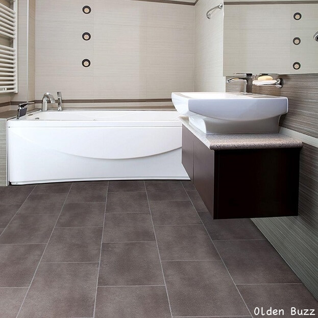 7 Bathroom Floor Trends You Need To Know   Tile Vinyl