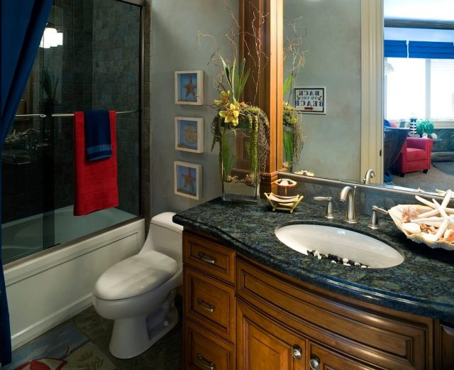Nautical Bathroom Decor Ideas