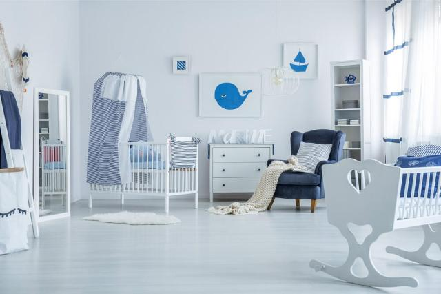 Nautical Nursery Ideas