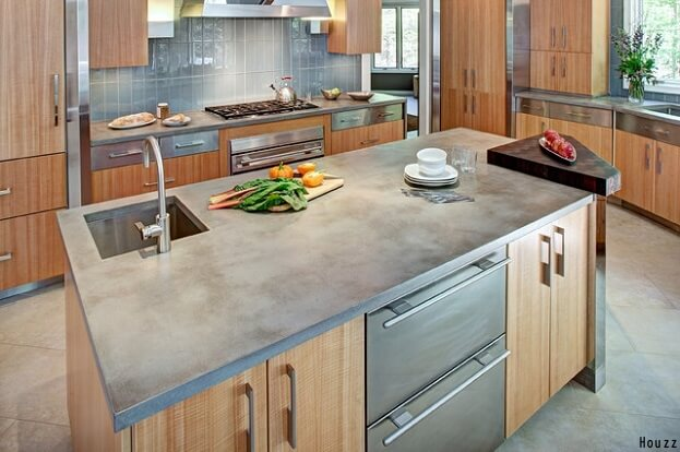 How Much Do Concrete Countertops Cost BSTCountertops