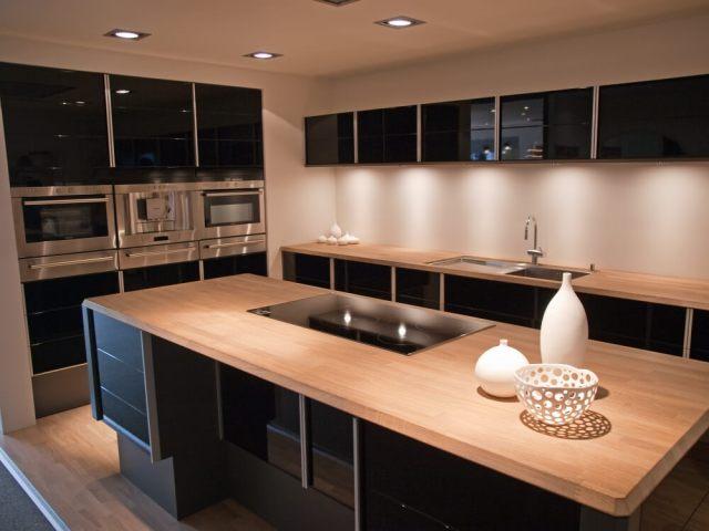 Wood Countertops 2018 Kitchen Trends
