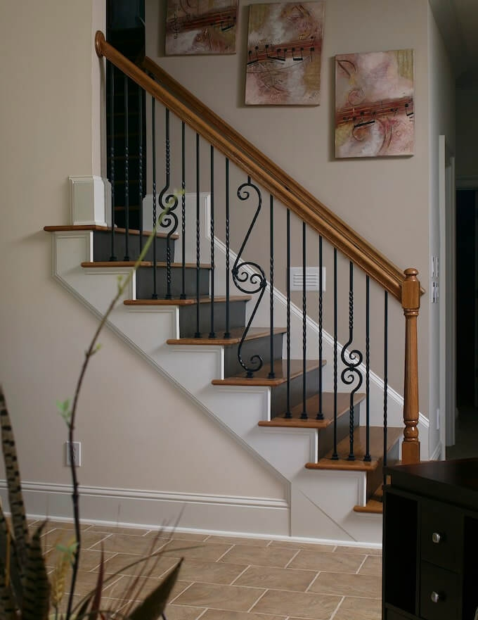 2020 Wood Stairs Installation Cost Repair Wood Stairs | Cost Of Outdoor Stairs | Handrail | Staircase | Concrete Steps | Stair Treads | Spiral Staircase