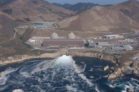 Diablo Canyon nuclear power plant