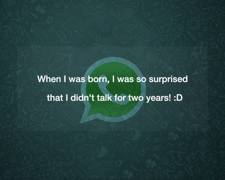 Hilarious WhatsApp Statuses