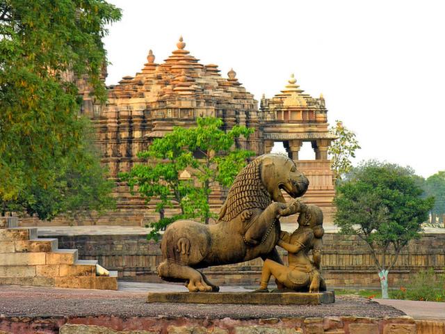 Khajuraho Monuments