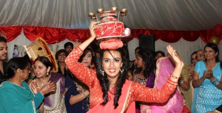 Ghara punjabi wedding