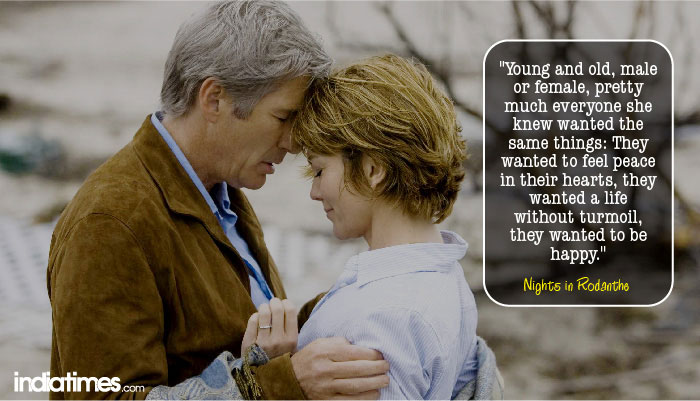 Image result for nights in rodanthe  quotes
