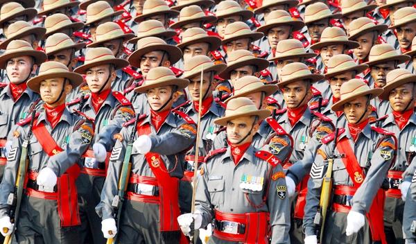 Assam Rifles Indian Army