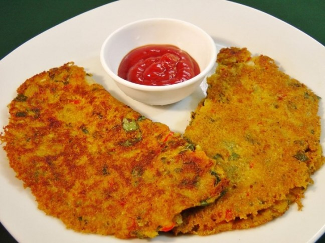Oats Chilla Recipe - Healthy Indian Breakfast