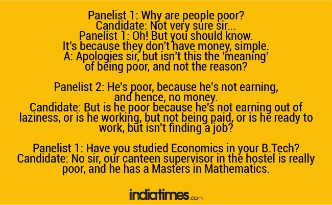 IIM Interviews