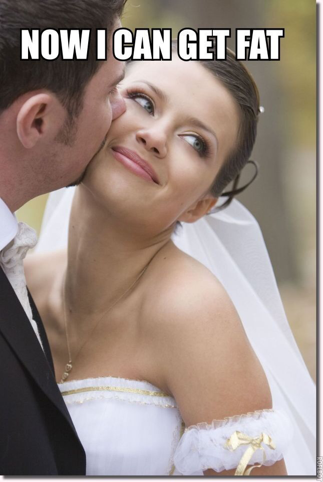 Why Do You Gain Weight After Marriage?