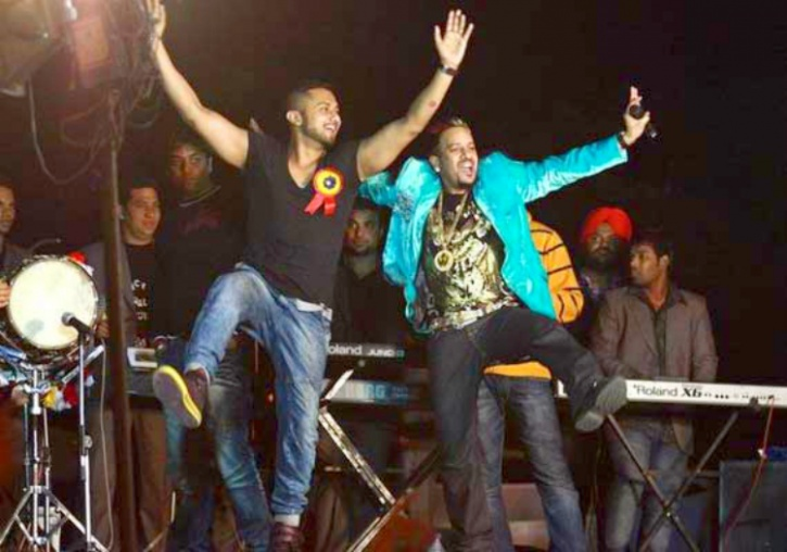 Singer Jazzy B Detained At Chandigarh Airport For Carrying