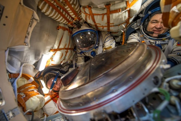 New Study On Astronauts Reveals Life In Space