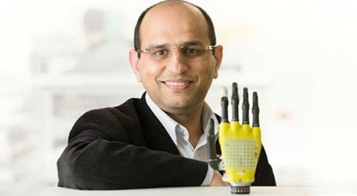 Touch Sensitive Prosthetic Arms Could Give New Life To Amputees, And Even Contribute To Nanny Robots
