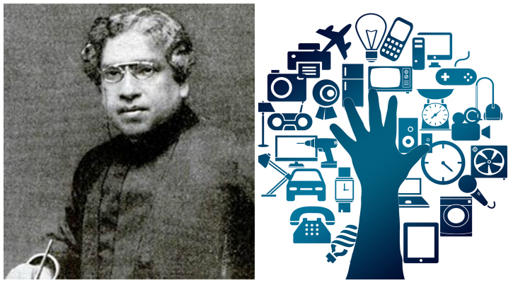 Sir Jagadish Chandra Bose pioneered research in millimetre wave communication even before the invention of the radio in 1895