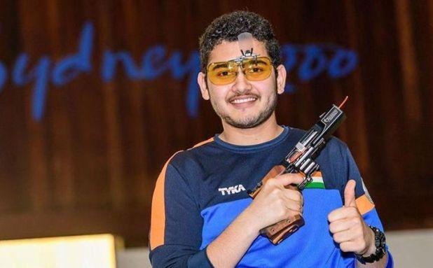Anish Bhanwala wins gold