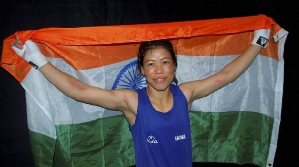 Mary Kom is getting better with age