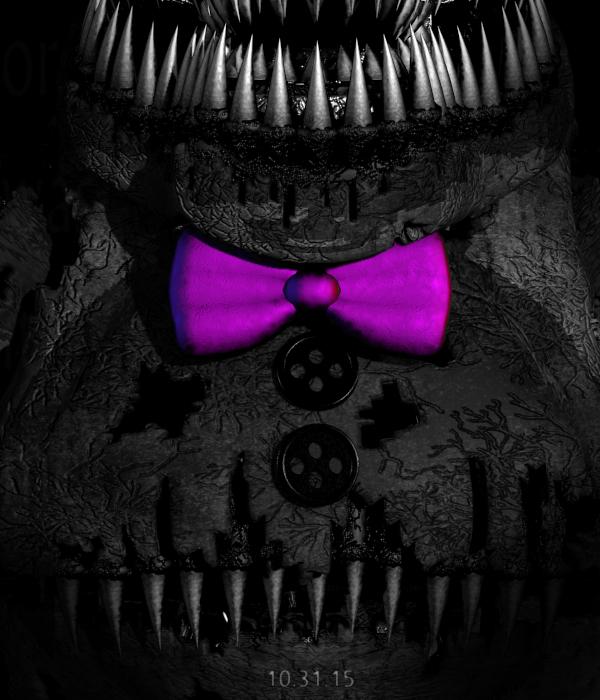 Nights Freddy Bonnie Five Freddys X