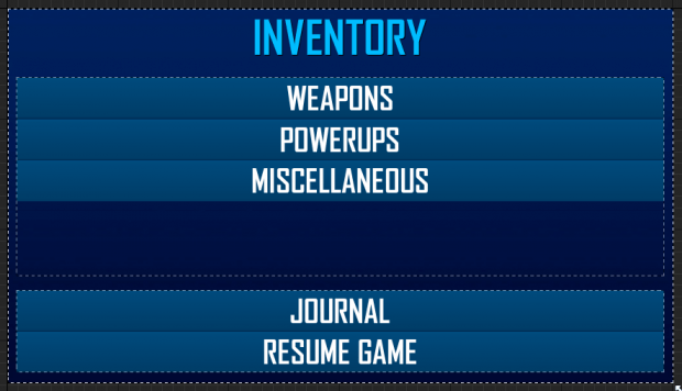 Journal - Inventory