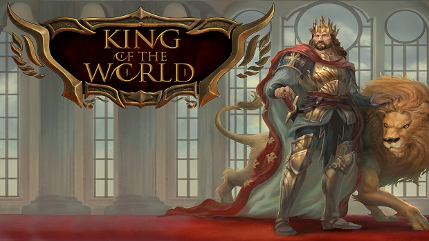 King of the World Christmas Giveaway!