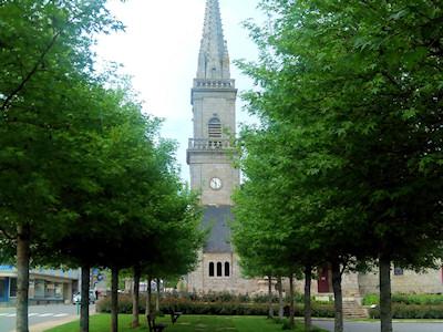 Églises et chapelles