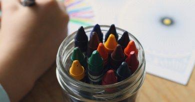 Des activités à faire chez vous avec les enfants – partie 1