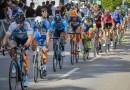 25 août : passage des cyclistes à Inguiniel