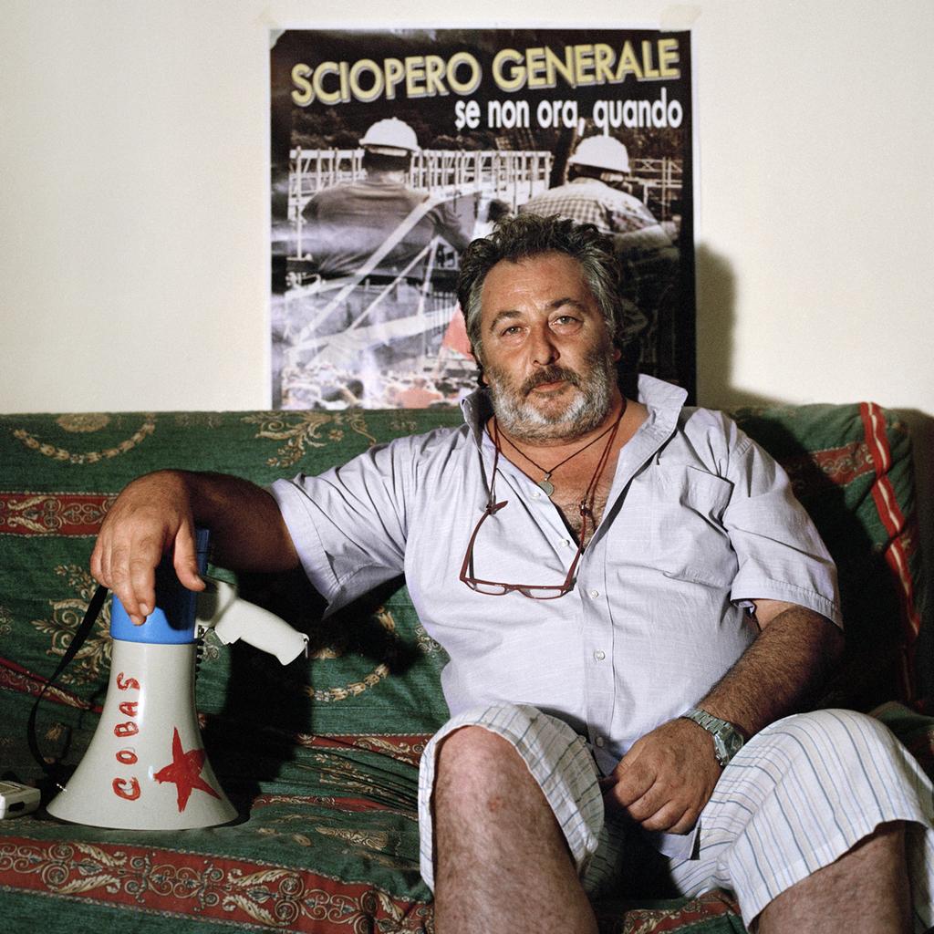 Antonio Montella, operaio specializzato Fiat, iscritto ai Cobas, trasferito nel reparto confino di Nola.  -