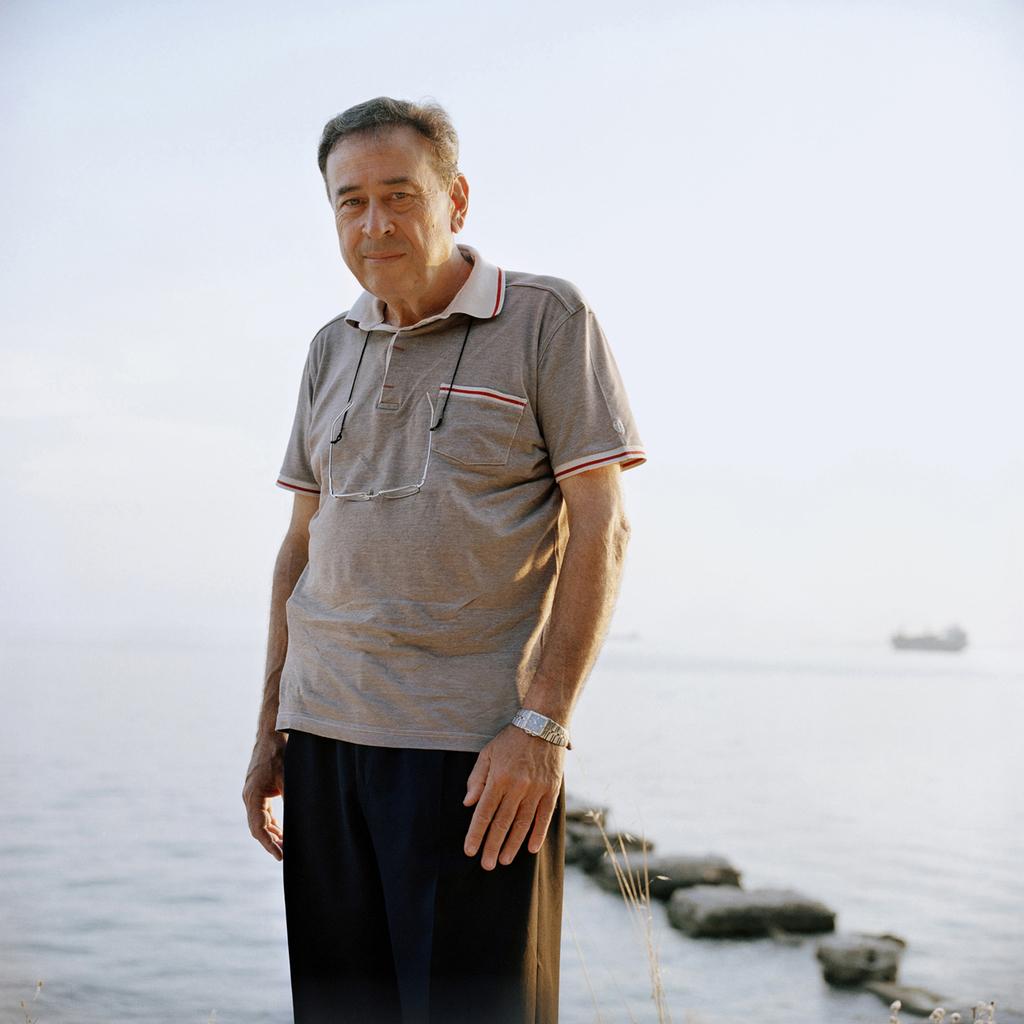 Roberto Leone, dirigente Ilva e sindacalista Cgil, trasferito nel reparto confino Palazzina Laf. È stato in cura presso il centro di salute mentale della Asl di Taranto. -