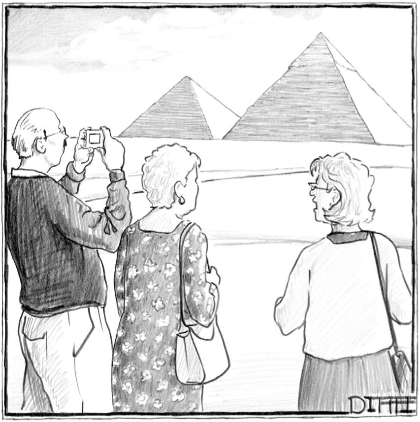 """""""Sì però la piramide di Las Vegas ha dei buffet con gamberi a volontà"""". -"""