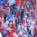 Schone Moderne Abstrakte Kunst Malerei Stock Vektor Art Und Mehr Bilder Von Abstrakt Istock