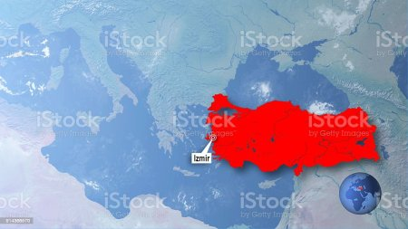 izmir turkey on political map stock photo edit now closeup of izmir turkey on a political map of europe bornova izmir turkey geography population map