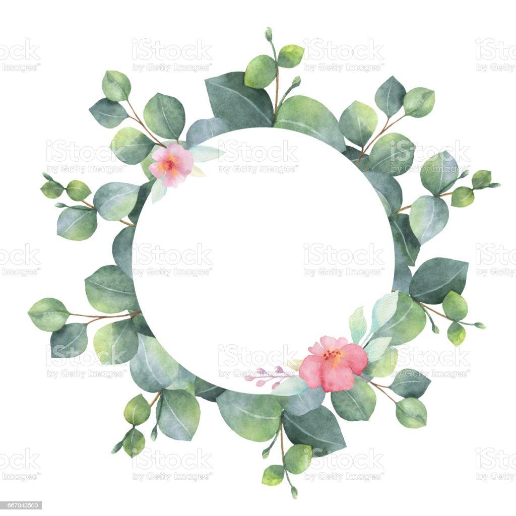 Wreath Clip Eucalyptus Art