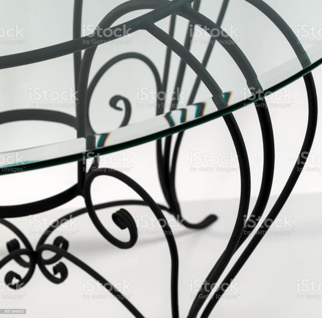 Photo Libre De Droit De Belles Courbes Ornements En Fer Forge Detail Du Tableau Banque D Images Et Plus D Images Libres De Droit De Acier Istock