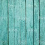 Blue Painted Wooden Fence Planks Texture For Background Stock Photo Download Image Now Istock