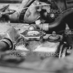 Car Engine Closeup Stock Photo Download Image Now Istock