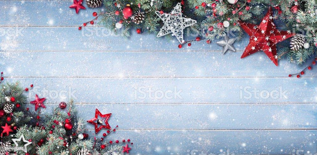 Christmas Lights Boarder