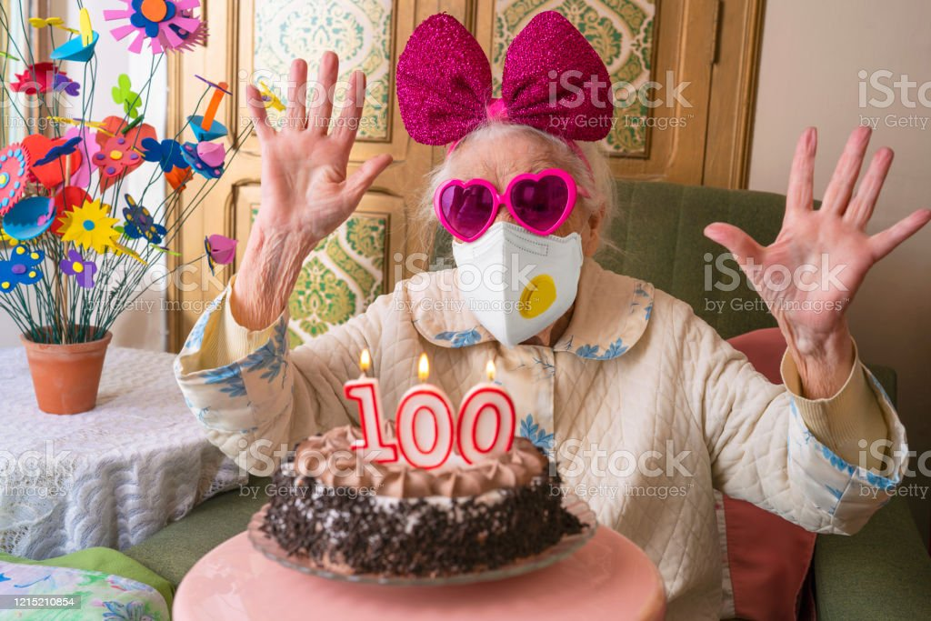 244 Funny Old Lady Birthday Stock Photos Pictures Royalty Free Images Istock