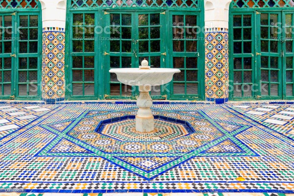 exquisite moroccan mosaic tiles stock photo download image now istock
