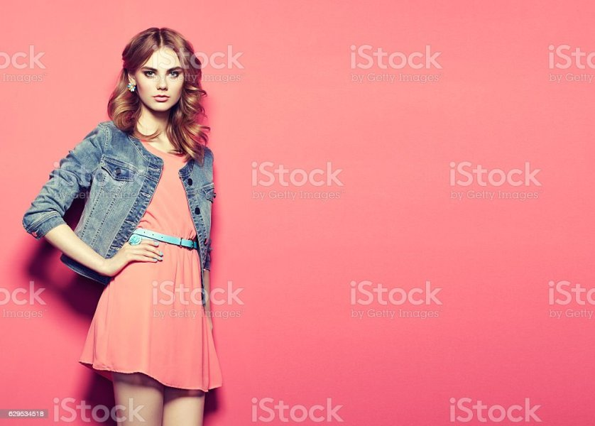 Royalty Free Fashion Industry Pictures  Images and Stock Photos   iStock Fashion portrait of beautiful young woman in a summer dress stock photo