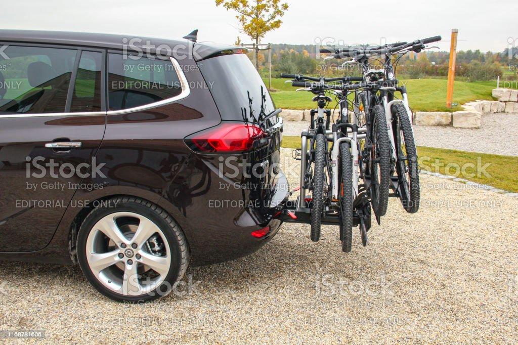 zafira tourer bike rack online