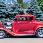 1931 Ford Model A Coupe Hot Rod Stock Photo Download Image Now Istock