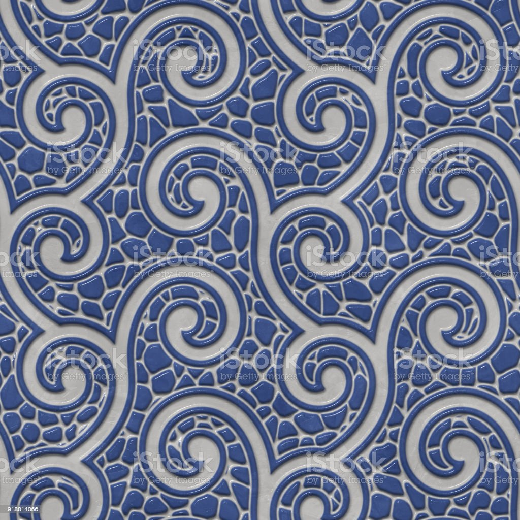 geometric pattern on ceramic tile seamless texture stock photo download image now istock