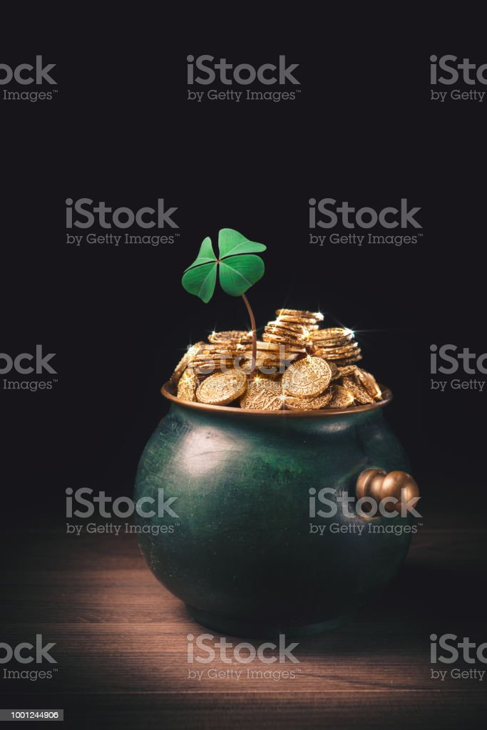 Pot Of Gold Stock Photos Pictures Amp Royalty Free Images Istock
