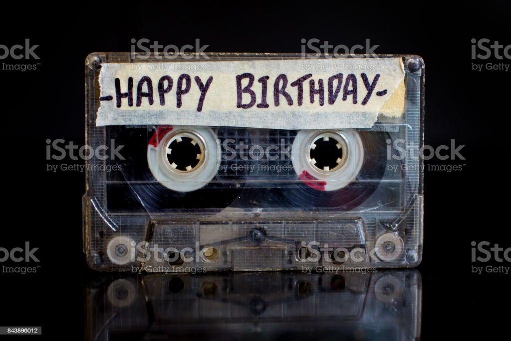 Happy Birthday Retro Stock Photo Download Image Now Istock