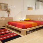 Indoor Modern Wood Bedroom Italian Style Stock Photo Download Image Now Istock