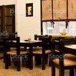 Interior Of Japanese Restaurant Sushi Bar Stock Photo Download Image Now Istock