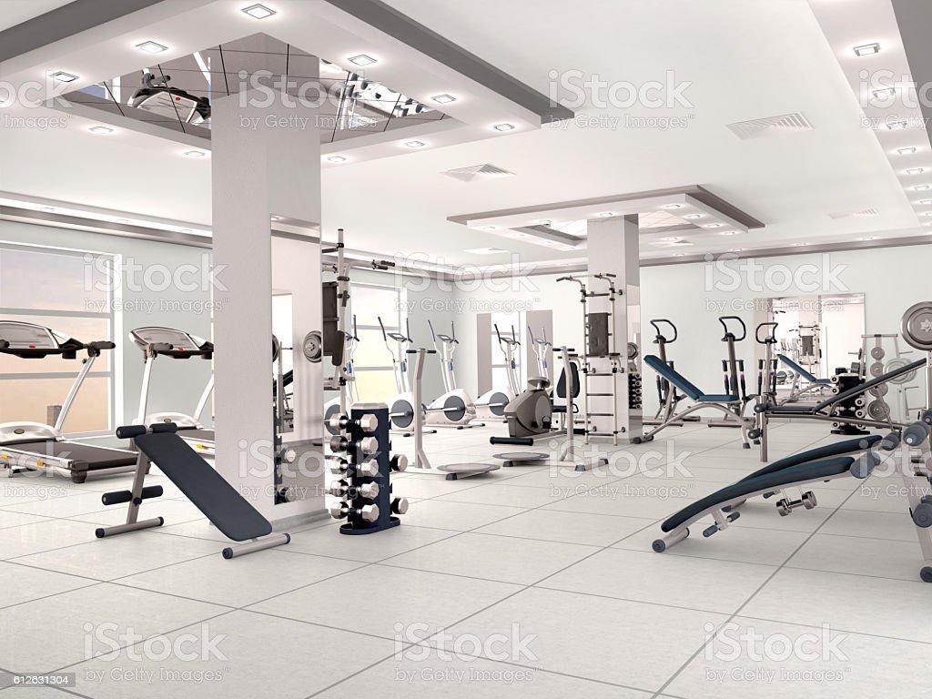 Interior Decoration Equipment